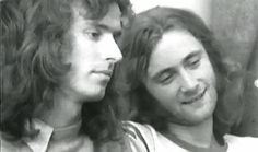 Tony Banks & Phil Collins