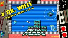Megaman NES Gameplay Dr Willy - Parte 3