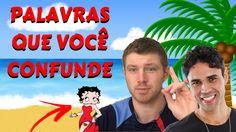 Palavras que Brasileiros Confundem