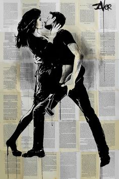 """""""night moves"""" by Loui Jover 