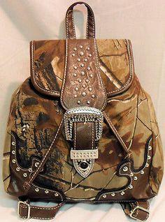 Backpack Mossy Oak 17