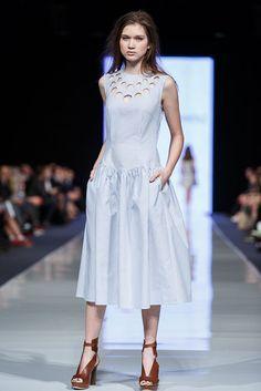Fashion Week Poland: Marta Wachholz-Biczuja wiosna lato 2014