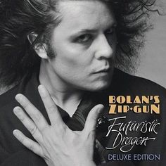 March 3rd 2017 Bolans Zip Gun Futuristic Dragon / three-disc deluxe set is released. on CD and available from the like of Apple-Music etc. Amongst the bonus outtakes on this new deluxe set seven tracks are said to have been mastered from original first generation tapes supplied by two fans the first time these tapes have been used. Mark Paytress has written a new 10000 word essay for the book and the cover features a rare Terry ONeill photograph. The release is a CD only version although a v