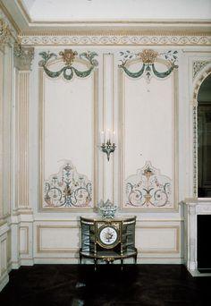 Boiserie From the Hôtel Lauzun ca. 1770
