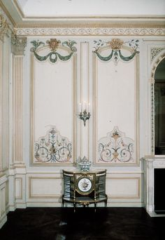 Boiserie From the Hôtel Lauzun ca. 1770