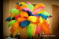 Caribbean Party, Daddy Birthday, Bat Mitzvah, Bright Colors, Homecoming, Cruise, Mad, Centerpieces, Bloom
