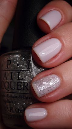 OPI Care to Danse with OPI Pirouette My Whistle