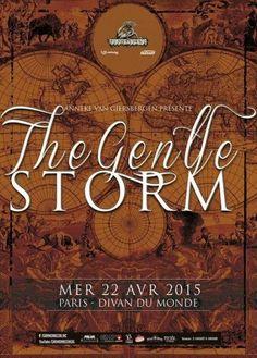 Anneke VAN GIERSBERGEN : THE GENTLE STORM en concert au divan du monde