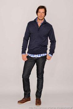 Moda masculina invierno 2013: Colección Prototype - Tendencias de moda urbana verano 2013