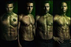 Green Arrow Wallpaper HD