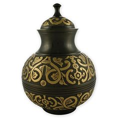 Beautiful Life Urns Zanzibar Adult Cremation Urn * Details can be found by clicking on the image.