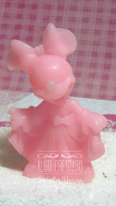 Jabon perfumado motivo Minnie