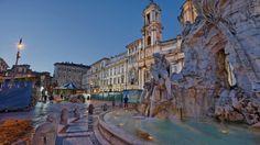 Piazza Navona by Angelo Ferraris, via 500px