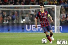 FC Barcelona 2013/14: Xavi Hernández