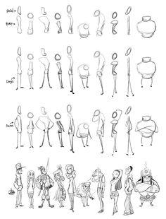 Body shape design luigiL