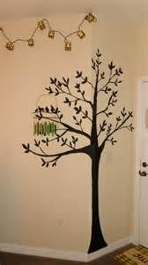 silohouette of tree for corner of a room - Yahoo Image Search Results