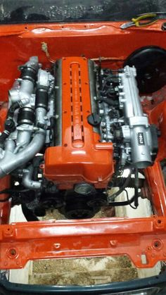 Bmw e36 2jz engine - Page 2
