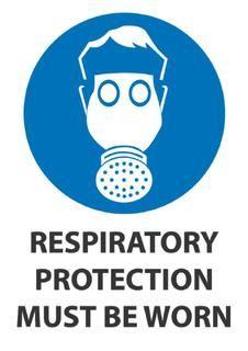 Respiritory Protection  340x240mm
