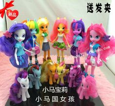 All About MLP Merch: Show Accurate Equestria Girls Dolls + Equestria Girls Rainbow Rocks Dolls!