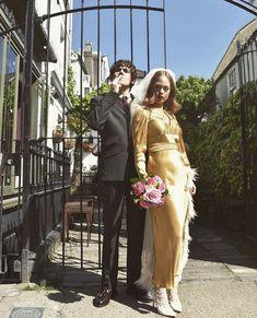 Gatsby Wedding, Elope Wedding, Wedding Poses, Wedding Attire, Wedding Couples, Wedding Portraits, Wedding Bells, Dream Wedding, Wedding Dresses