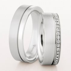 wide wedding bands for women | Christian Bauer: Wide Comfort Fit Bands | Wedding Planning, Ideas ...
