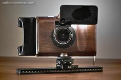 Carbon Cameras - The Plank - New Design Ultra Large Format film camera - ULF…