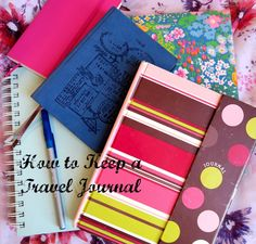How to Keep a Travel Journal - Bring Your Own Compass Compass, Bring It On, Journal, Travel, Viajes, Destinations, Traveling, Trips