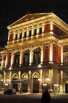 The Vienna State Opera,  AUSTRIA  (Wiener Staatsoper)