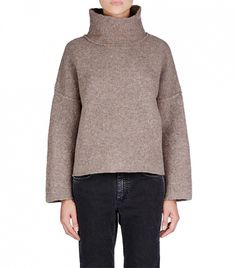 Soyer Highland Loose Turtleneck