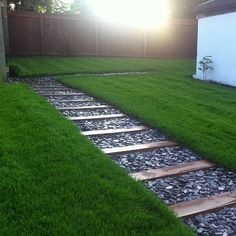Backyard Path Ideas garden walkway idea garden stone walkway garden walkway art garden pathway Garden Pathfinally Its All Coming Together