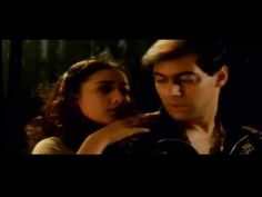 One of Salman Khan and Manisha Manisha Koiralas best song. A superb performance by both of them. Song is Bahon Kay Darmiyan from the movie Khamoshi. This is the original Hi Resolution Divx video.