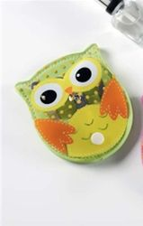 Giftcraft Green Owl 3 Piece Manicure Set