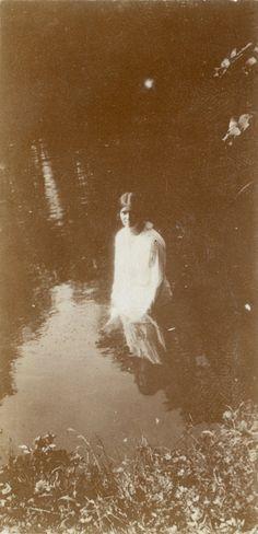 Maria, Tsarskoe Selo, 1917
