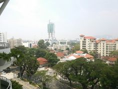 Scenery from Gurney Paragon on August 4th 2014.