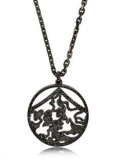 Repossi - Black Diamonds Pendant Necklace