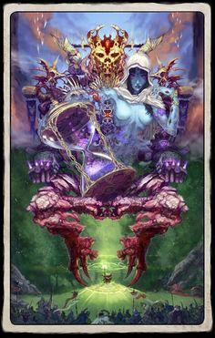The Eye of Wizardry, True Form