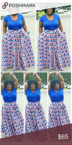 Fabulous long skirt Beautiful Skirts A-Line or Full