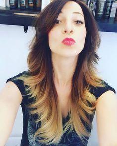 #Daniela #Sublime #parrucchieri #Milano #parrucchiera #hairstylist #hair #love #style #kiss #fashion #beauty #shatush
