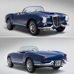 Lancia Aurelia b24 Spider America1955 from 1955