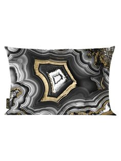 AdoreGeo Pillow by Oliver Gal at Gilt