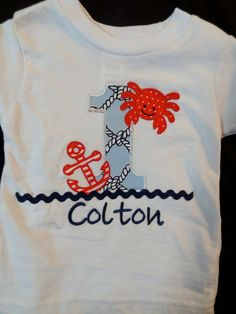 Image result for baby's first birthday nautical party ideas