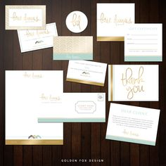 Brie-Dumais-Marketing-Set-GoldenFoxDesign