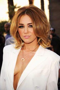 Miley Cyrus at the Billboard Music Awards, 2012.