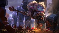 Champion Update: Poppy, Keeper of the Hammer