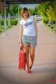 NAVY AND RED, TOPACIO – Angycloset, blog de moda logroño #kissmylook