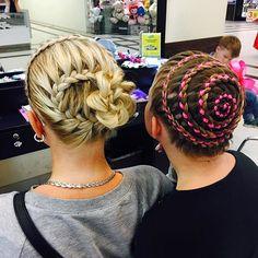 #lettikampaus #девочкикрасотки #мама #дочь #helsinki # Hair Cubed, Dreadlocks, Hair Styles, Beauty, Hair Plait Styles, Hair Makeup, Hairdos, Haircut Styles, Dreads