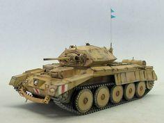 A15 Crusader Mk.I Cruiser Tank (Great Britain)