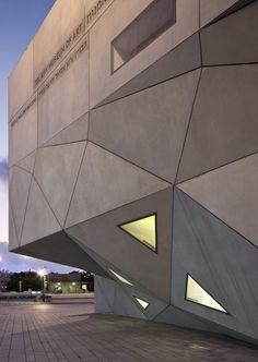 Museum of Art. Tel Aviv, ISRAEL.