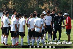 Entrenamiento Selección Sub17#soccer #sports #futbol #Mexico #SeleccionMexicana