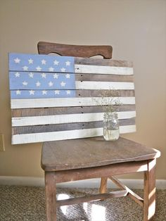10 DIY Wood Pallet Wall Art Ideas | 99 Pallets